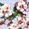 №73 Яблоневый цвет 31-1748-НЯ (2011-08) оригинал