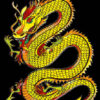 №92 Желтый дракон 34-1776-НЖ (2012-01) оригинал
