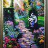 102 Райский сад 44-3082-НС картина