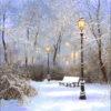 №137 Парк зимой 42-4160-НП (2012-12) оригинал