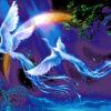 №145 Сказочные птицы 49-3577-НС (2013-02) оригинал