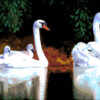 №150 Лебединая семья 40-2496-НЛ (2013-03) оригинал