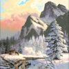 №163 В горах 44-3630-НВ (2013-07) оригинал