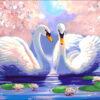 №179 Пара лебедей 42-2816-НП (2013-10) оригинал