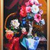 181 Цветочный натюрморт 57-4176-НЦ картина