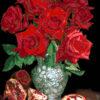 №182 Ваза с розами 47-2944-НВ (2013-11) оригинал
