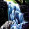 №247 Тигр у водопада 40-5888-НТ (2015-03) оригинал