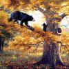 №321 Медведи на дереве 43-4880-НМ (2018-08) без сетки