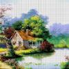 №338 Весенняя сказка 50-4262-НВ (2019-02) сетка