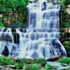 №119 Водопад в лесу 46-3072-НВ (2012-08) сетка