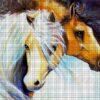 №125 Пара лошадей 39-3213-НП (2012-09) сетка