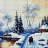 №131 Зимняя стужа 42-3650-НЗ (2012-11) сетка