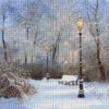 №137 Парк зимой 42-4160-НП (2012-12) сетка
