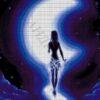 №138 Лунная дорожка 21-2852-НЛ (2012-12) сетка
