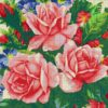 №17 Розы 29-1321-НР (2010-06) сетка