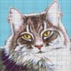 №20 Кот Ангора 23-0765-НКЧ (2010-07) сетка