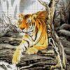 №48 Тигр в горах 32-2627-НТ (2011-02) сетка