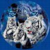 №57 Тигры 32-2499-НТ (2011-04) сетка