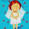 №78 Невеста 34-2394-НН (2011-09) сетка
