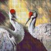 №79 Пара птиц 36-2040-НП (2011-10) сетка
