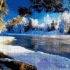 №93 Зимний пейзаж 37-2035-НЗ (2012-01-01) сетка