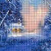 №96 Зимняя ночь 33-2596-НЗ (2012-02) сетка