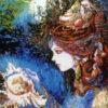 172 Дива морская 58-4920-НМ картина