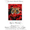 №382 Тигр в цветах 40-2530-НТ (2020-04) титул нем