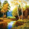 №384 В летнем лесу 50-3408-НВ (05-2020) превью