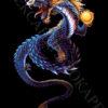 №395 Дракон Лун 50-4081-НД (2020-09) превью