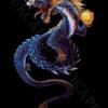 №395 Дракон Лун 50-4081-НД (2020-09) сетка